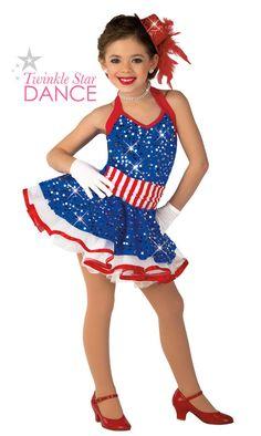 Show Kids - patriotic!