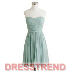 Bridesmaid Dress,Short  prom Dresses , Chiffon Bridesmaid Dress,Short  Bridesmaid Dress , Short  Formal Dress on Etsy, $59.99