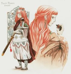 Youko The Twelve Kingdoms.