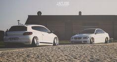 TEAM BSC VW SCIROCCO & BMW M3 www.jayjoe.at