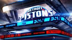 NBA REGIONALS on Behance