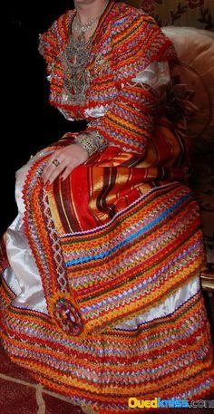 Robe de kabyle 2014