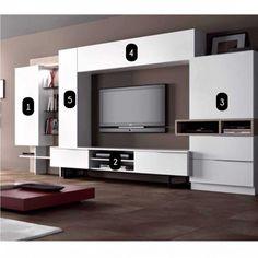 Meuble tv original achat vente meubles tv originaux meuble tv mural meub - Meubles tv originaux ...