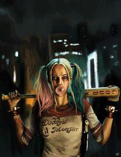 Harley Quinn - Alessandro Cansi - Google+