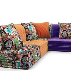 1000 images about mah jong sofa on pinterest modular for Mah jong modular sofa knock off