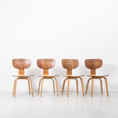 Cees Braakman SB02 chairs for Pastoe