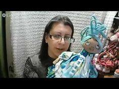 Анастасия Голенева. Очарование винтажных текстильных игрушек