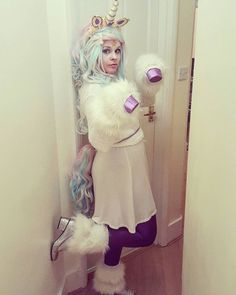 Pin for Later: Unicorn Obsessed? These 36 Magical Costumes Are Marvelous Classic Unicorn