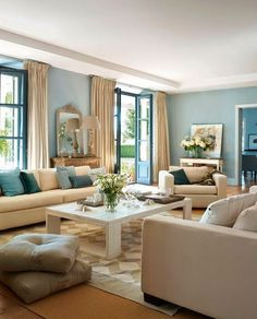 Modest Beige Living Room Ideas Model