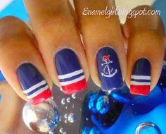 nail art for summer   Summer nail art designs