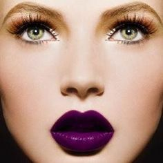 Purple Lips