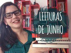 LEITURAS DE JUNHO [2016]   BOOK ADDICT