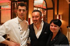 Chef Alessandro Buffolino del Ristorante Acanto – Hotel Principe di Savoia, Milano #ViaggiatoreGourmet #AltissimoCeto