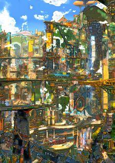 Vibrant City - Dkhk