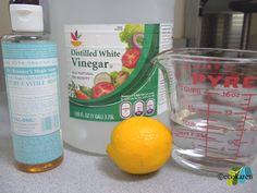 Non-Toxic Dishwashing Detergent ecokaren