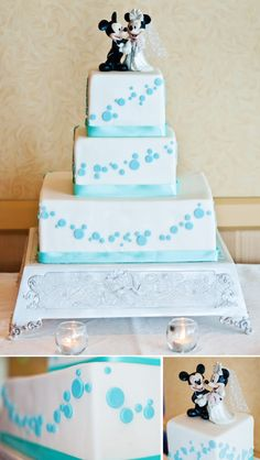 Minnie & mickey theme wedding ideas