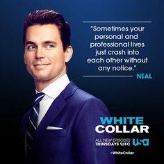 White Collar quote