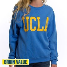 Wittman Hoodie by UCLA | UCLA Clothing | UCLA Life | Pinterest ...