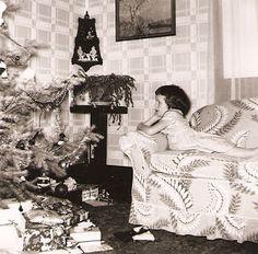 waiting up for Santa