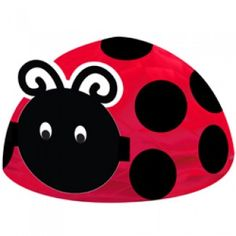 Ladybug Party Supplies, Fancy Ladybug Centerpieces, Ladybugs