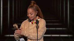 "Janet Jackson Receiving ""Icon Award'  At The 2018 Billboard Music Awards ( #Swipe ) #Inspiration #Motivation #TheQueenOfPop #TheQueenOfDance #TheQueenOfMusic #JanetJackson #MissJackson #Icon #Legend #TrendSetter #Trailblazer #TripleThreat #Singer #Dancer #Actress #Dunk #JanetsLegacyMatters #MrBlackCat1069 #Amazing #VideoOfTheDay #ConversationsInACafe #KeepTheConversationGoing #Diva #Slay #Jtribe #Jfam #MusicLegend #MusicIcon"
