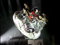 Joey Jordison (Slipknot) drum solo - YouTube