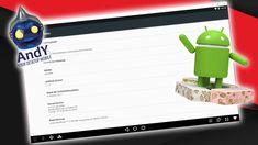 Der kostenlose Android-Emulator AndY bringt Ihre liebsten Android-Apps auch auf den Windows-PC: Das Tool simuliert ein vollständiges Tablet mit Android-Betriebssystem auf Ihrem Computer. In der neusten Version kommt in AndY jetzt Android 7 Nougat zum Einsatz. Apps Für Android, Computer, Tools, Instruments, Utensils, Appliance, Vehicles