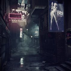 Gritty City by 4dimensional on DeviantArt