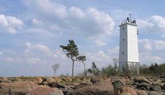 Letipea Lighthouse in Letipea, Lääne-Viru maakond, Estonia Packing Ideas, Scuba Diving, Where To Go, Night Life, Lighthouse, Adventure Travel, Attraction, Travel Destinations, Trips