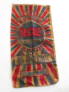 Vintage Packaging: VariousFoods - The Dieline - The #1 Package Design Website -