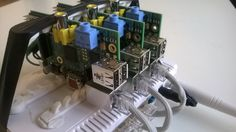 raspberry pi 2 cluster cases - Google Search