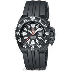 Mens Luminox Deep Dive 1500 Series Automatic Watch A1501