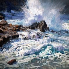 Pacific Power by Michael Godfrey