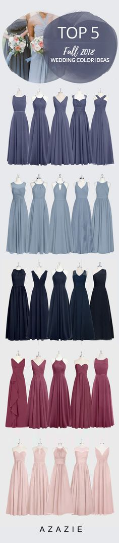 Azazie is the online destination for special occasion dresses. Our online boutique connects bridesmaids and brides with over 400 on-trend styles, where each is available in 60+ colors.