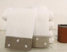 Toalhas de Lavabo!! | Blog - Favretto Home