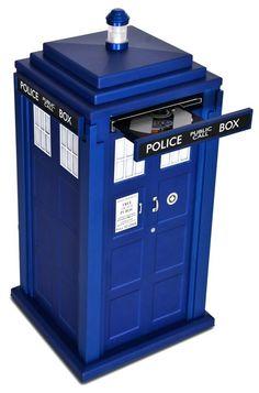 TARDIS PC case
