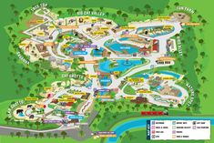 Zoo Map Zoo Miami Travel Pinterest Zoo Map Map