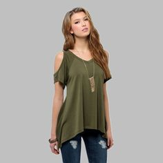 Baumwoll Damen T-Shirt 2017