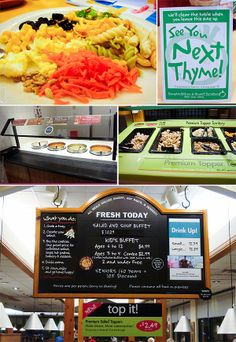 Souplantation - Sweet Tomatoes | Malas e Panelas