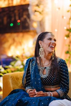 Intimate Delhi Wedding With & A Vibrant Sangeet Outfit Indian Wedding Planning, Indian Wedding Outfits, Bridal Outfits, Pink Bridal Lehenga, Indian Bridal Lehenga, Wedding Mandap, Wedding Stage, Wedding Receptions, Wedding Photoshoot