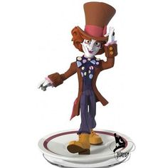 Disney Infinity 3.0 Alice in Wonderland- Alice through the looking glass- The Mad Hatter