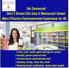 Effective communication notifications up days! Parent Communication, Effective Communication, Sign Out, Peace Of Mind, Connection, Mindfulness, Parenting, School, Day
