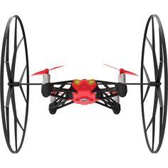 [WALMOB]Minidrone Aéreo Parrot Rolling Spider R$599 10x sem juros