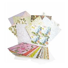 Anna Griffin® 20th Anniversary Paper Collection Love this paper!!!