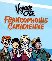 Voyage en francophonie canadienne French Trip, Ap French, Core French, Learn French, Canadian Culture, Canadian History, French Teacher, Teaching French, Teaching Culture