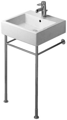 Duravit 0030651000 Metal Console For Washbasin 045450 Vero Chrome