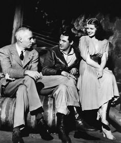 Director and stars ; ''Only Angels Have Wings'' 1939 | Flickr - Photo Sharing!