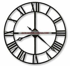 Home Goods Wall Clocks laurel and hardy novelty #painted hard plaster circular #quartz