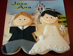 Galletas de boda / Wedding favors