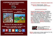 Mi mundo Naïf: V EXPOSICIÓN INTERNACIONAL DE ARTE NAIF EN BCM ART...